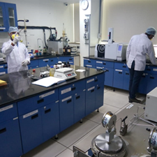 In-house R&D development and Laboratory : Ozone Natural